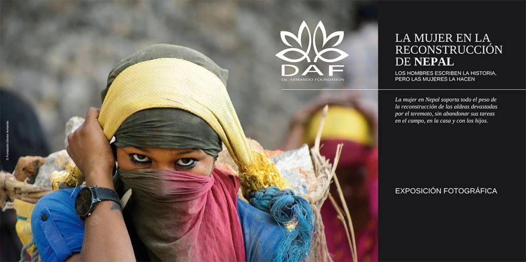 FOTOS-EXPOSICIÓN MUJER- NEPAL-CCAI