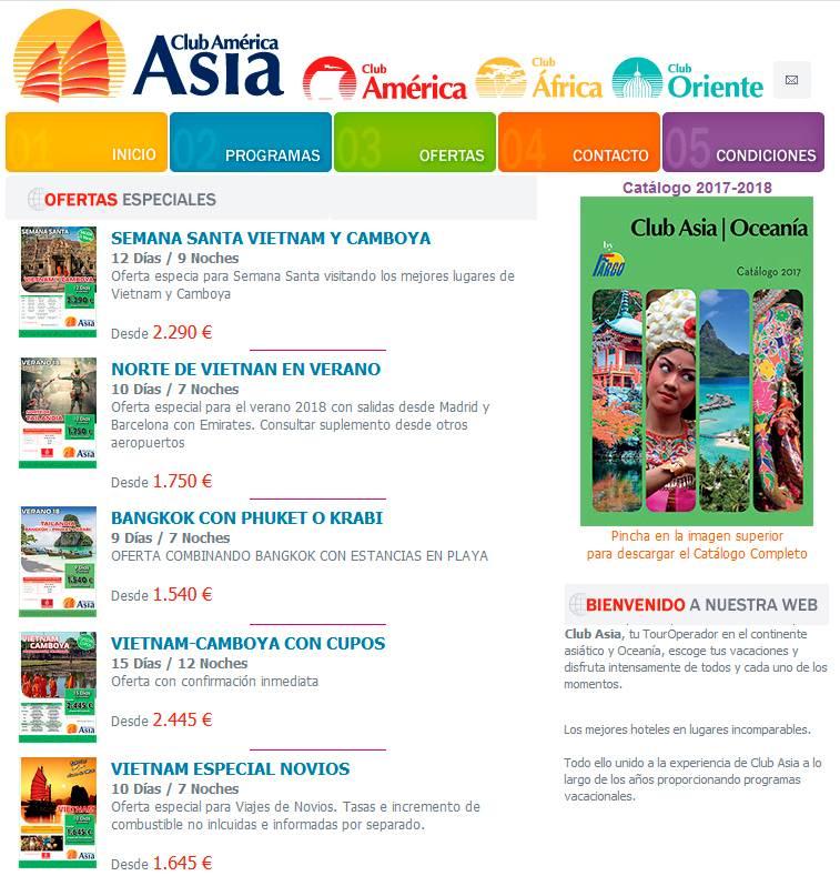 Colaborador club Asia