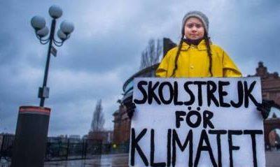 Greta Thunberg y su lucha por salvar el planeta