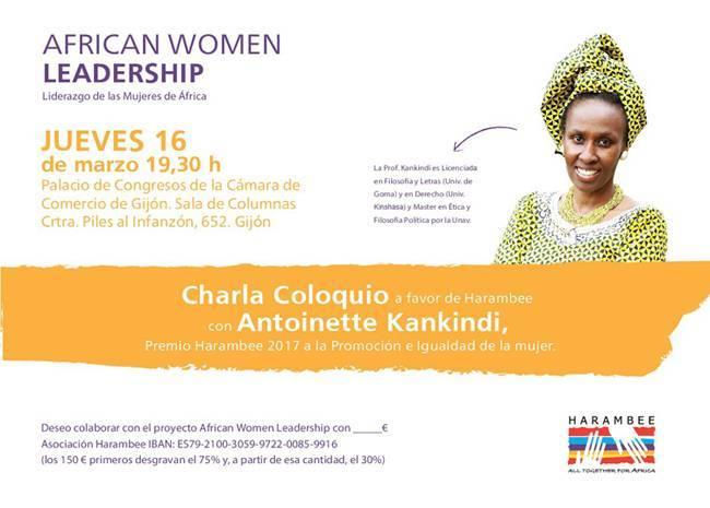 DAF welcomes professor Antoinette Kankindi
