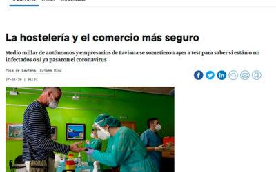 FUNDACIÓN DAF «Con la crisis decidimos que había que ayudar en Asturias»
