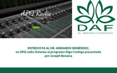 Joseph Benaisa entrevista a Armando Menéndez