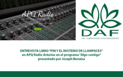 Presentación de Pin en APQ Radio