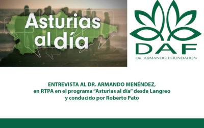 Entrevista en Asturias al día